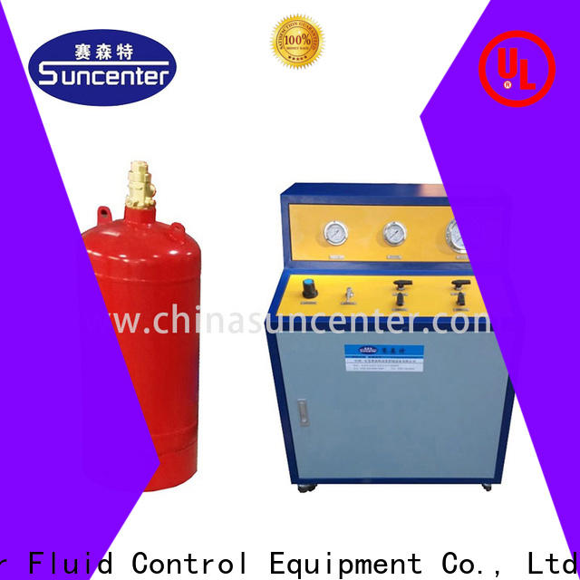 high-energy fire extinguisher refill station co2 bulk production for fire extinguisher