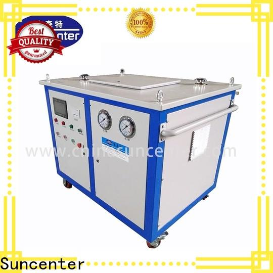 Suncenter competetive price hydraulic tube expander in china for duct