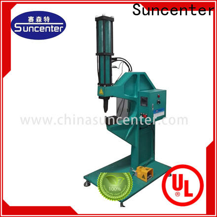 Suncenter high quality riveting machine from manufacturer for welding