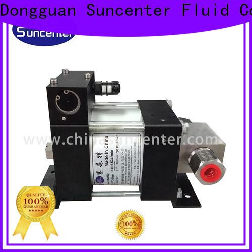 Suncenter series air hydraulic pump factory price for metallurgy