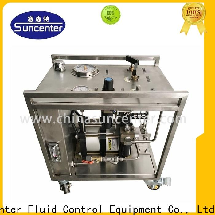 Suncenter professional chemical injection export for medical