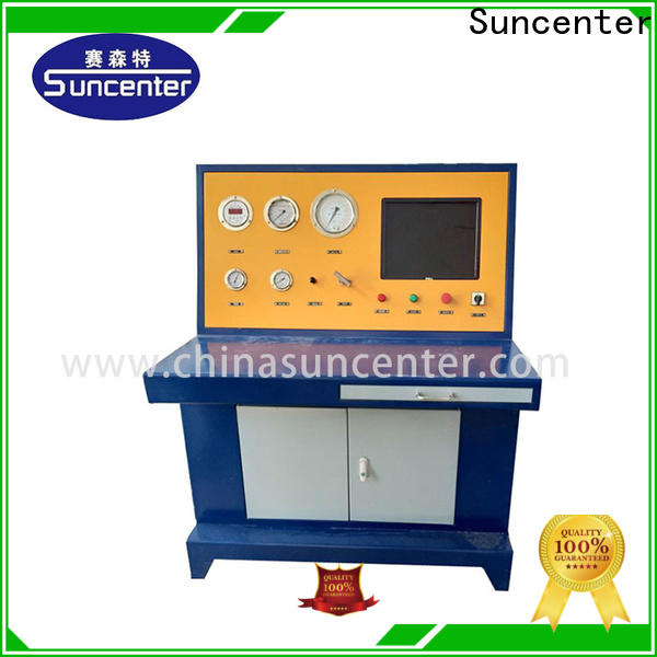 advanced technology hydrostatic testing test from wholesale for machinery