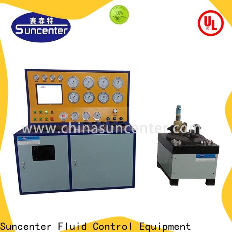 Suncenter safety hydro pressure tester from manufacturer for industry