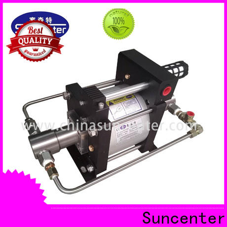 Suncenter easy to use air over hydraulic pump types forshipbuilding