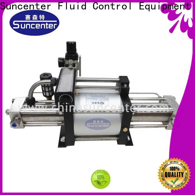 Suncenter dgt oxygen pumps type for safety valve calibration