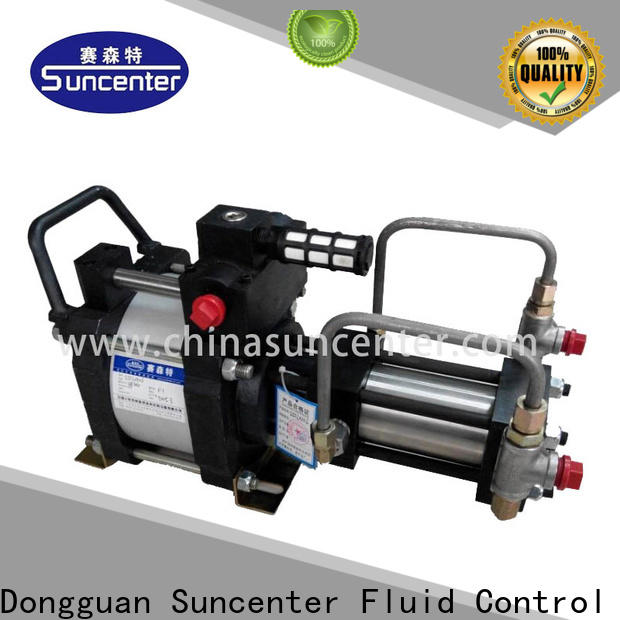 Suncenter competetive price refrigerant pump overseas market for refrigeration industry