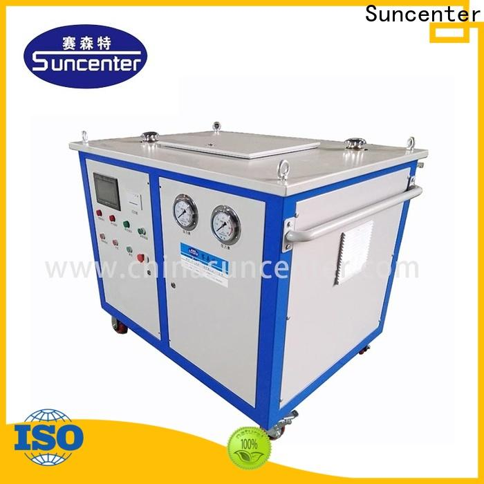 Suncenter expanding tube expanding machine on sale for duct