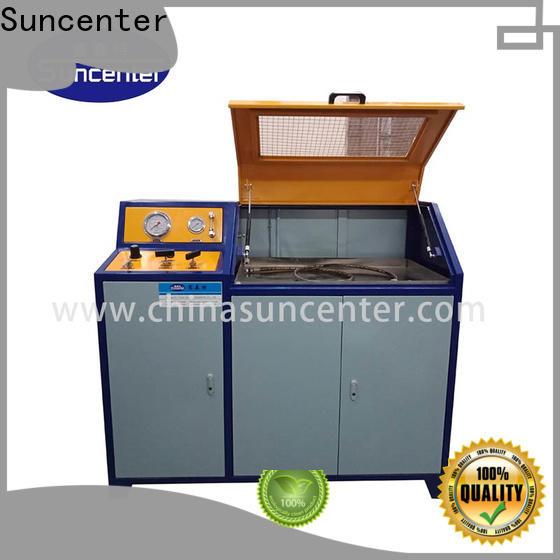 Suncenter impulse water pressure tester for-sale for flat pressure strength test