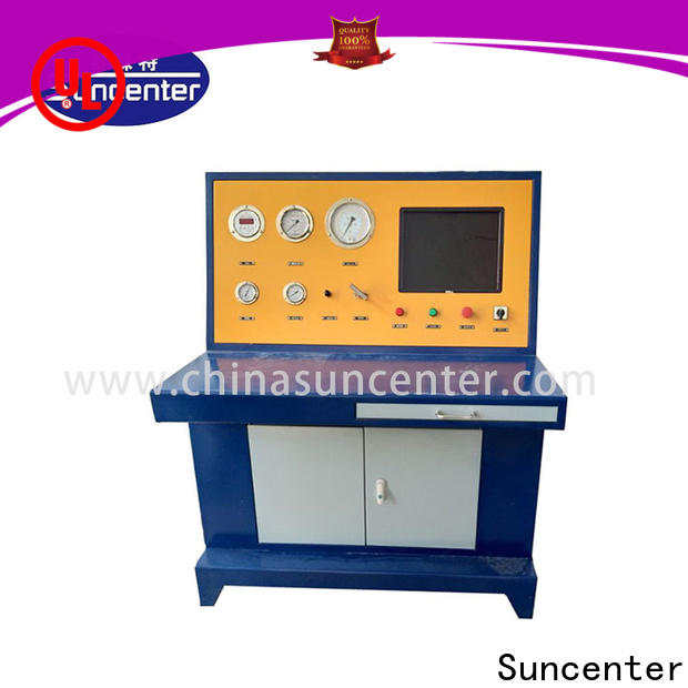 Suncenter professional hydrostatic testing manufacturer for mining