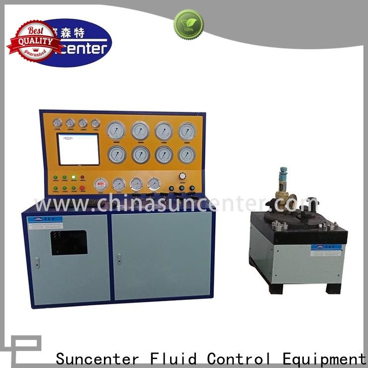 Suncenter high-quality gas pressure test from manufacturer for industry