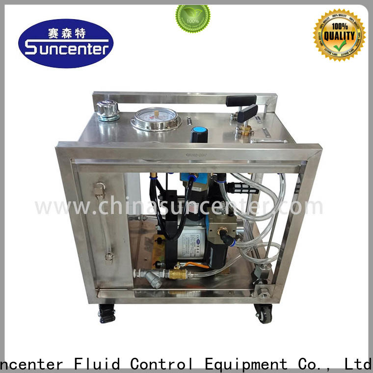 Suncenter long life hydrostatic test pump producer forshipbuilding
