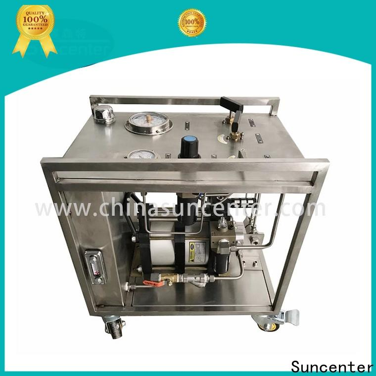 Suncenter long life chemical injection effectively for medical
