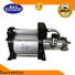 high quality pump booster model marketing for natural gas boosts pressure