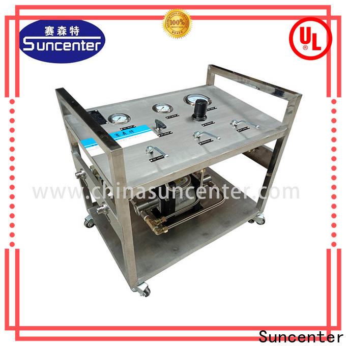 Suncenter transfer booster pump system china for natural gas boosts pressure