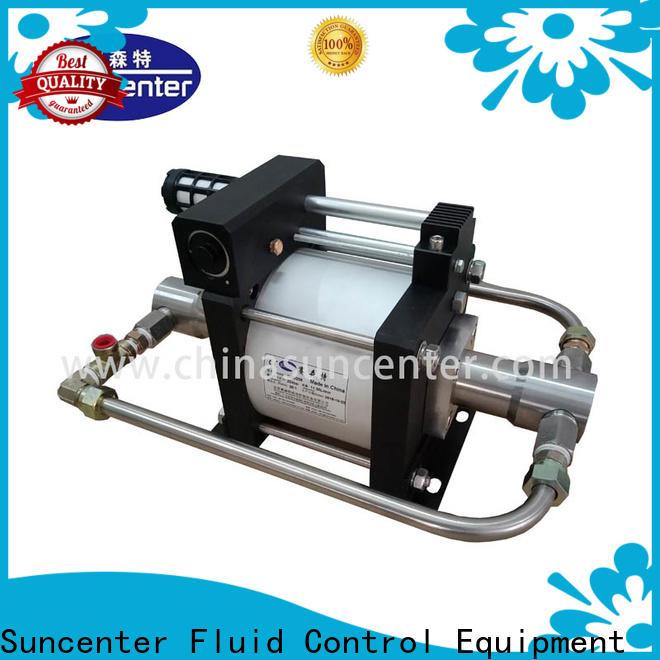 Suncenter high reputation liquid nitrogen pump speed for pressurization