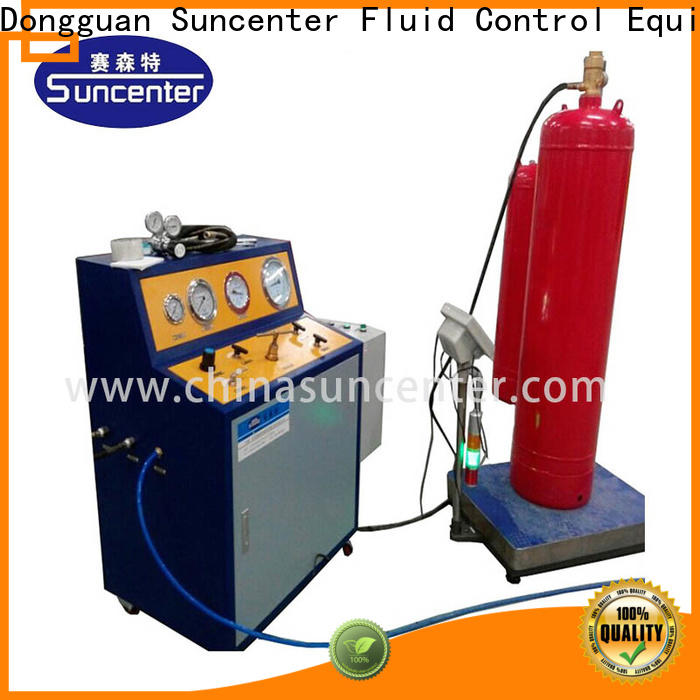 Suncenter co2 fire extinguisher refill in china for fire extinguisher