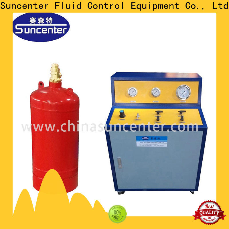 Suncenter co2 fire extinguisher refill for fire extinguisher