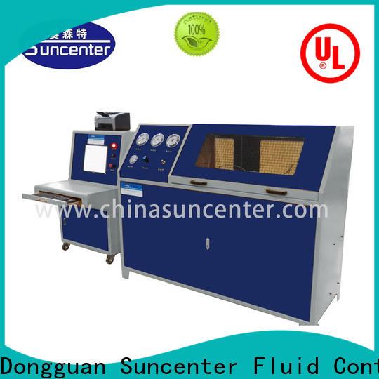 Suncenter competetive price pressure test solutions for pressure test
