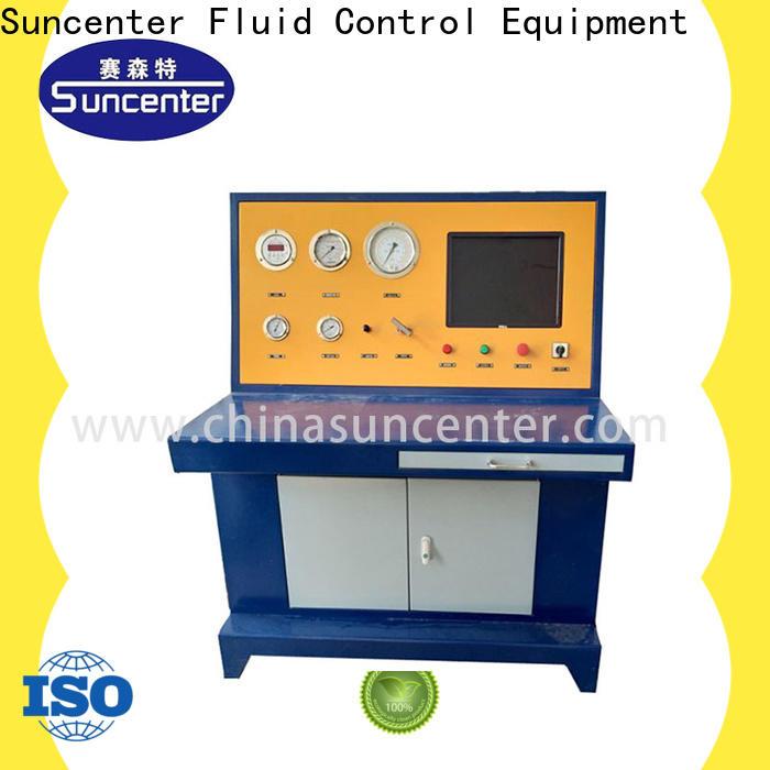 Suncenter machine cylinder test producer for metallurgy