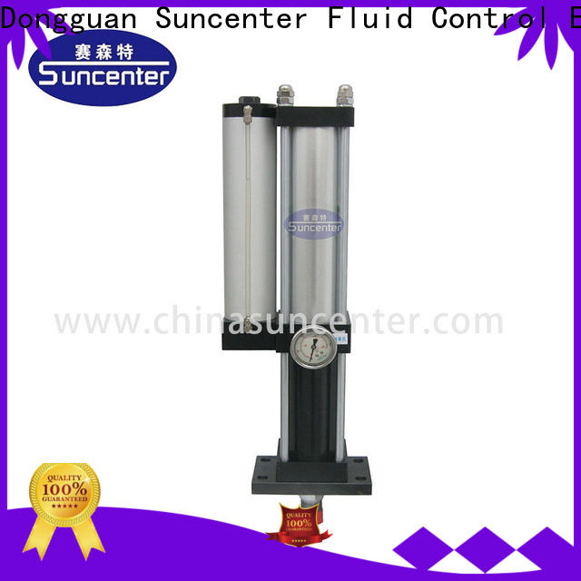 Suncenter durable pneumatic cylinder price marketing for packaging machinery