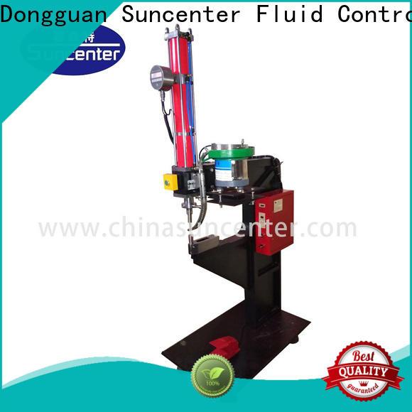 Suncenter professional reviting machine type