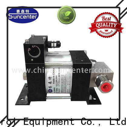 Suncenter dgg air driven hydraulic pump on sale for mining