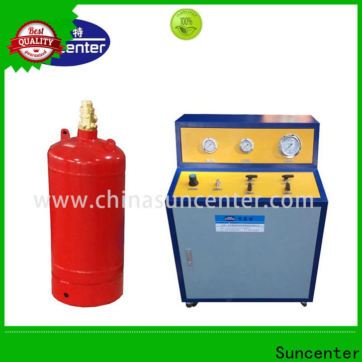 Suncenter filling fire extinguisher refill free design for fire extinguisher