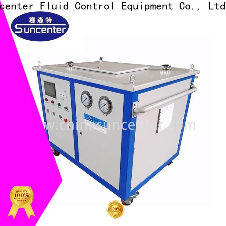 Suncenter pressure tube expanding machine on sale for duct