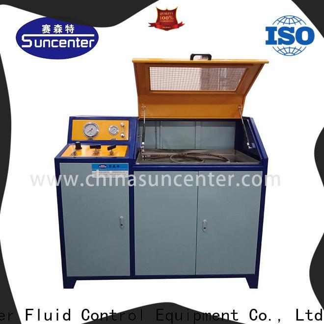 Suncenter leakage pressure test kit for pressure test