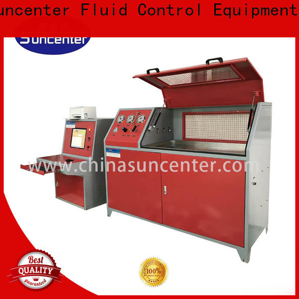 professional compression testing machine burst solutions for flat pressure strength test