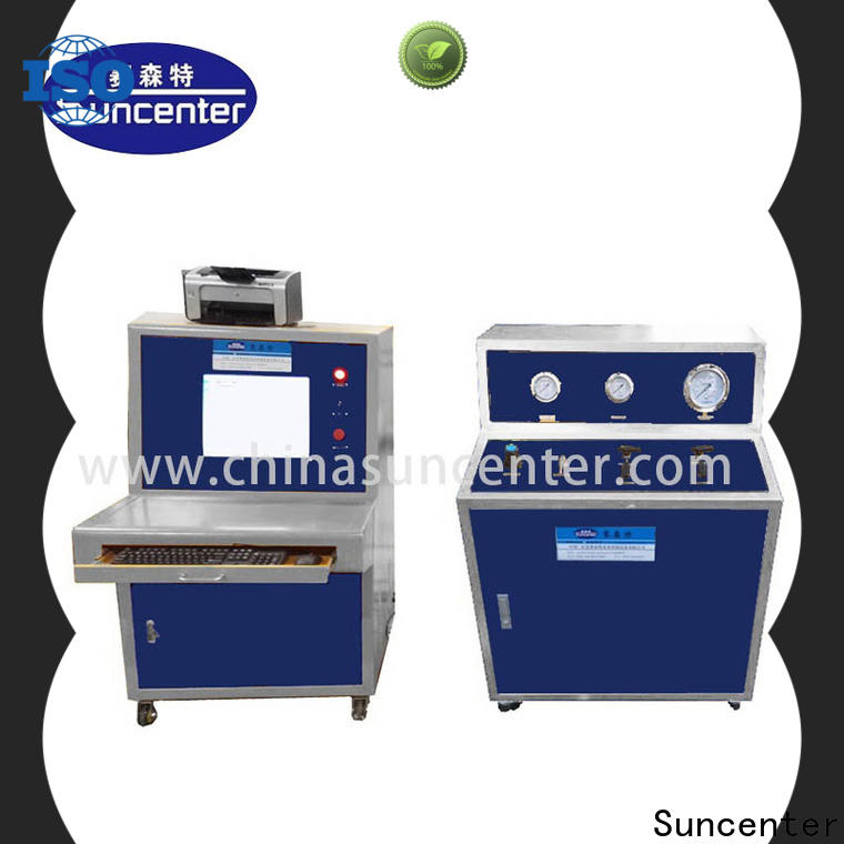 automatic pressure test kit leakage application for pressure test