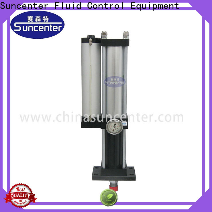 high-quality double acting pneumatic cylinder power package for construction machinery