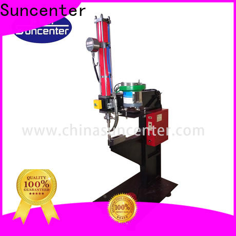 Suncenter model reviting machine free design for connection