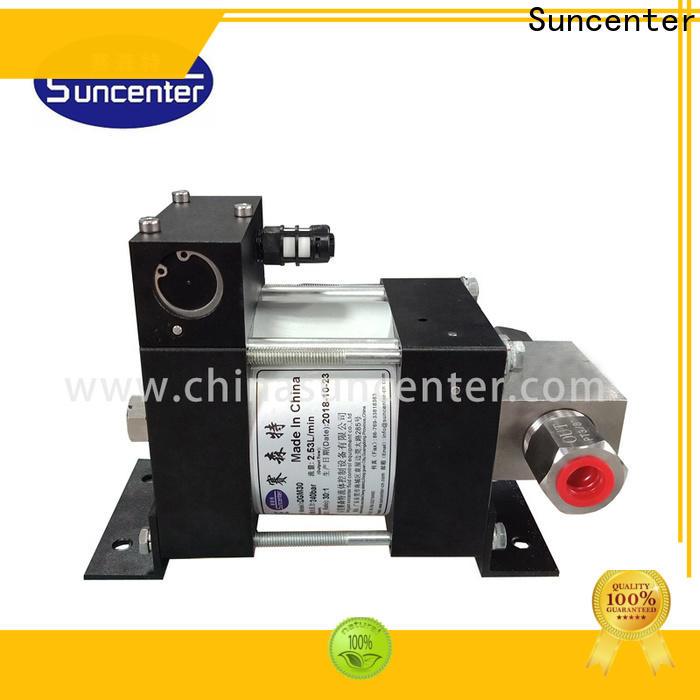 Suncenter liquid pneumatic hydraulic pump factory price for metallurgy