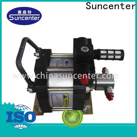 Suncenter hydraulic pneumatic hydraulic pump overseas market for metallurgy