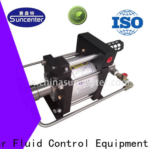 Suncenter series air over hydraulic pump types for machinery