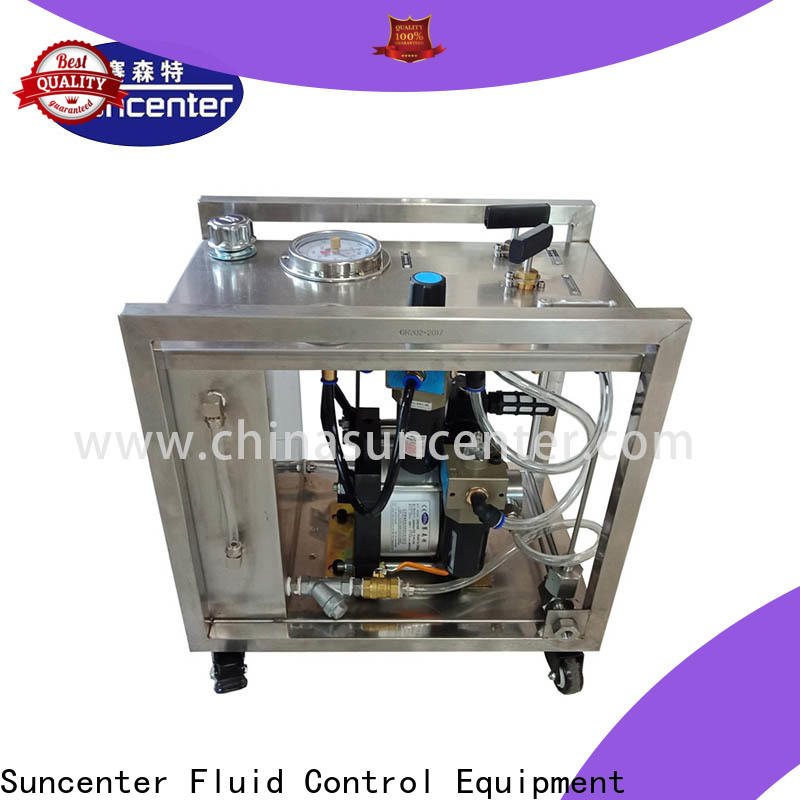 energy saving hydrostatic test pump dls overseas market forshipbuilding