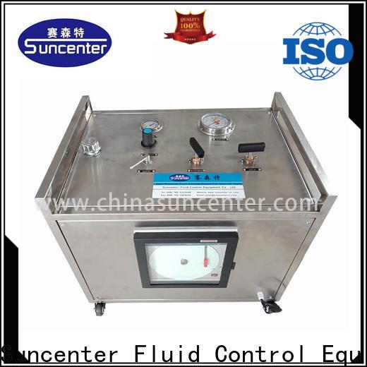 Suncenter energy saving hydrostatic test pump manufacturer forshipbuilding