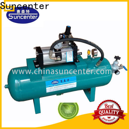 Suncenter bar air pressure booster from wholesale for pressurization