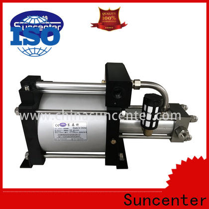 Suncenter safe oxygen pumps from manufacturer for natural gas boosts pressure