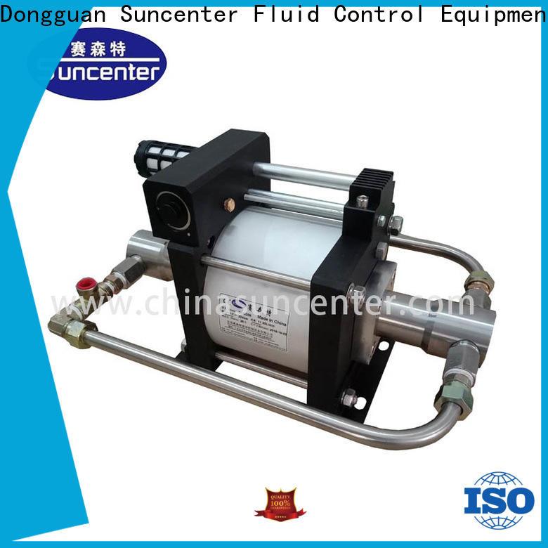 portable co2 pump supercritical temperature for pressurization