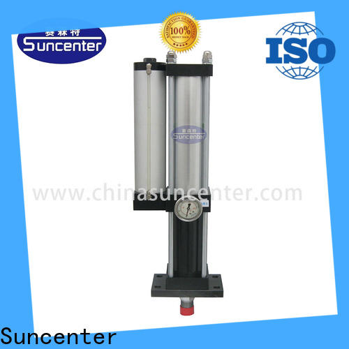 stable double acting pneumatic cylinder machine sensing for electronic machinery