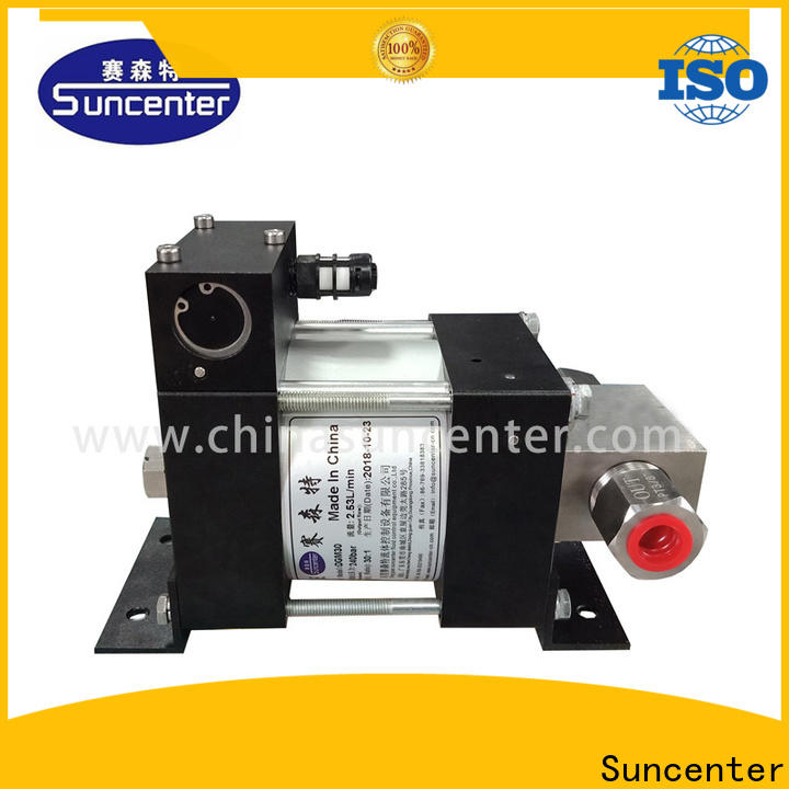 Suncenter pump air over hydraulic pump factory price for petrochemical
