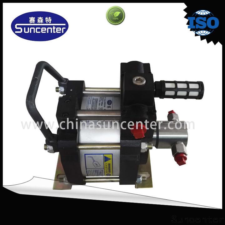 Suncenter stable air hydraulic pump manufacturer forshipbuilding