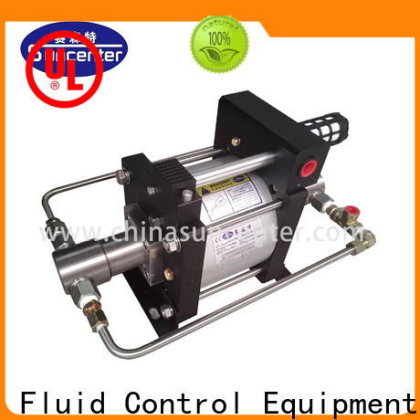 Suncenter competetive price air driven hydraulic pump factory price for metallurgy