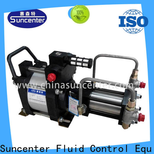 Suncenter model refrigerant pump export for refrigeration industry