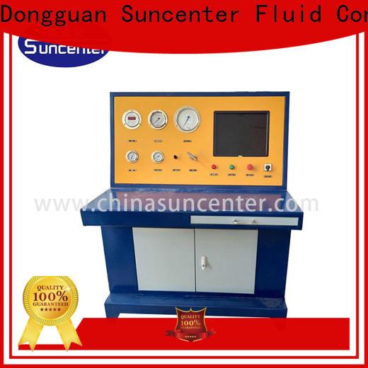 Suncenter energy saving hydrostatic test pump marketing for metallurgy
