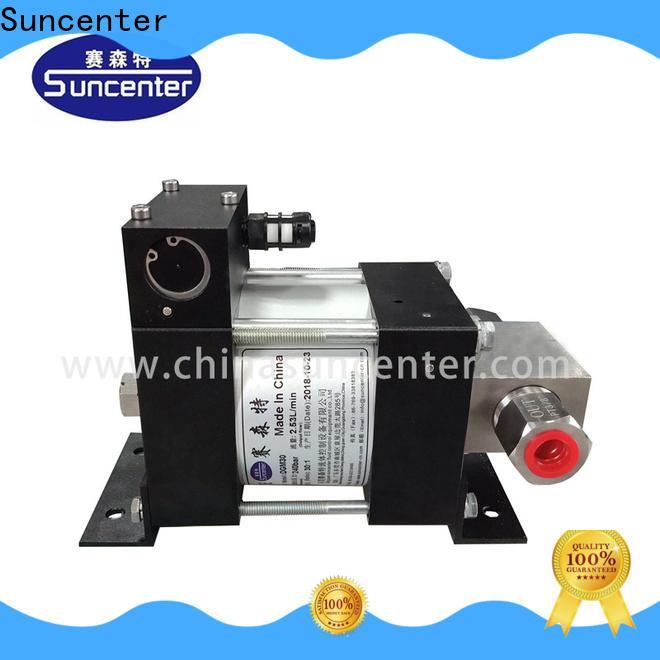Suncenter liquid air hydraulic pump manufacturer for metallurgy