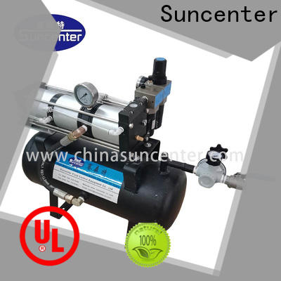 easy to use booster air compressor max manufacturer for safety valve calibration