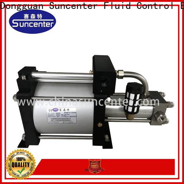 Suncenter max oxygen pumps free design for pressurization
